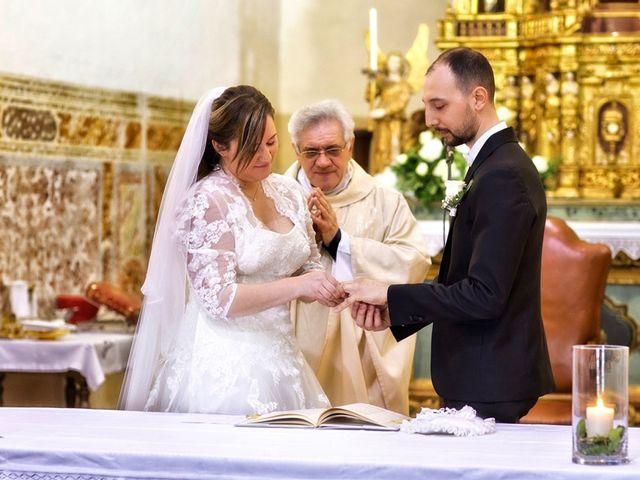 Il matrimonio di Michele e Francesca a Gottolengo, Brescia 57