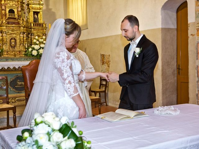 Il matrimonio di Michele e Francesca a Gottolengo, Brescia 59