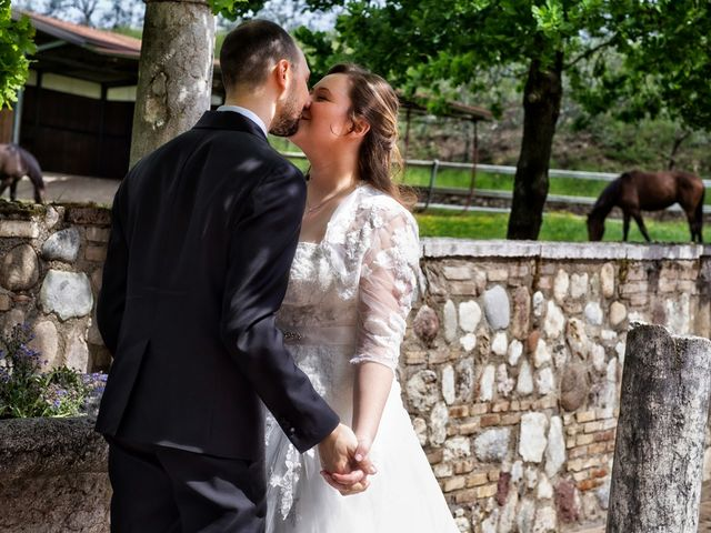 Il matrimonio di Michele e Francesca a Gottolengo, Brescia 77