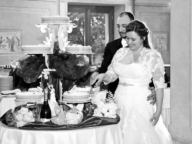 Il matrimonio di Michele e Francesca a Gottolengo, Brescia 80