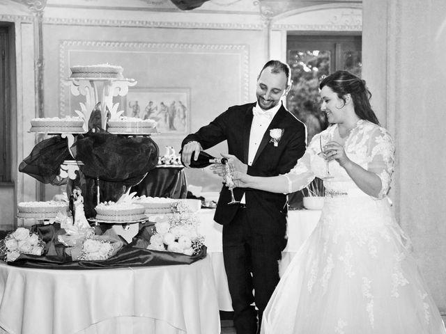 Il matrimonio di Michele e Francesca a Gottolengo, Brescia 81
