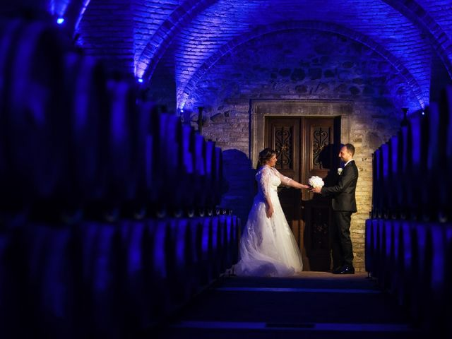 Il matrimonio di Michele e Francesca a Gottolengo, Brescia 91