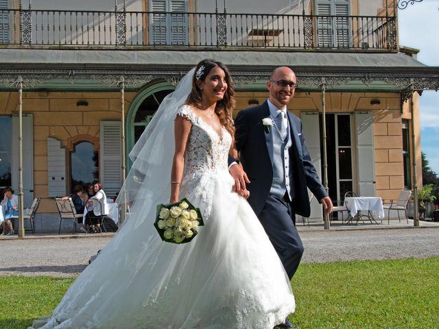 Le nozze di Silvia Tessitore e Davide Fulco