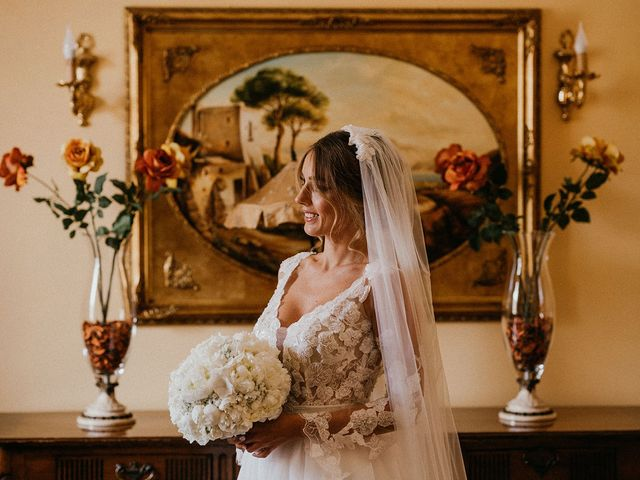 Il matrimonio di Tonia e Giuseppe a Castellammare di Stabia, Napoli 13