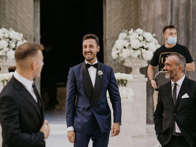 Il matrimonio di Tonia e Giuseppe a Castellammare di Stabia, Napoli 17