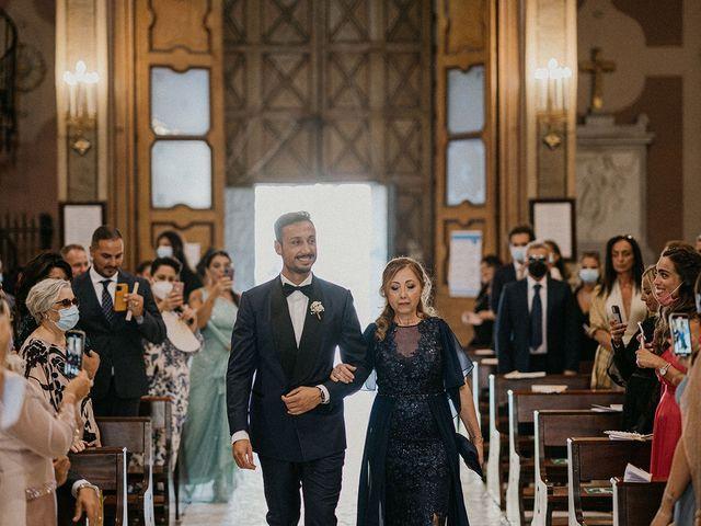 Il matrimonio di Tonia e Giuseppe a Castellammare di Stabia, Napoli 19