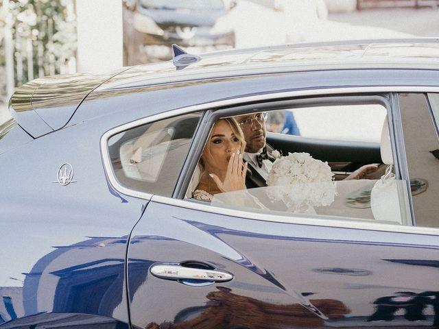 Il matrimonio di Tonia e Giuseppe a Castellammare di Stabia, Napoli 20
