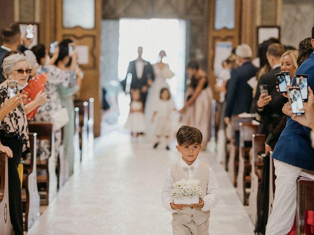 Il matrimonio di Tonia e Giuseppe a Castellammare di Stabia, Napoli 21