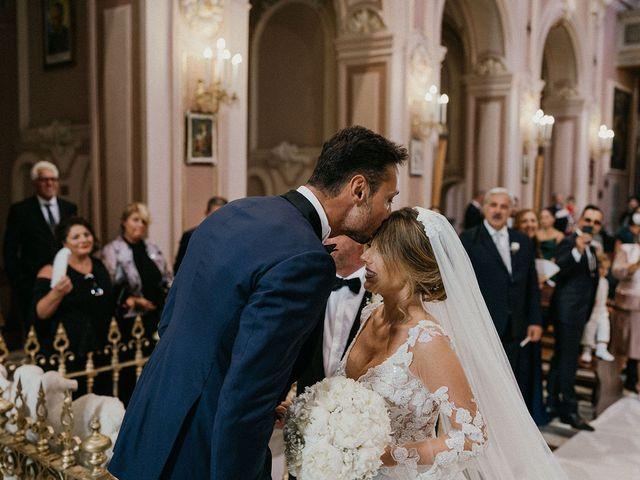 Il matrimonio di Tonia e Giuseppe a Castellammare di Stabia, Napoli 22