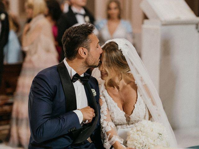 Il matrimonio di Tonia e Giuseppe a Castellammare di Stabia, Napoli 23