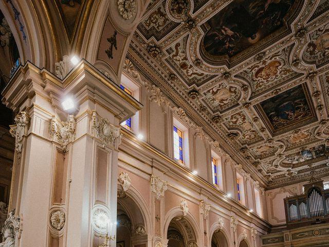 Il matrimonio di Tonia e Giuseppe a Castellammare di Stabia, Napoli 24