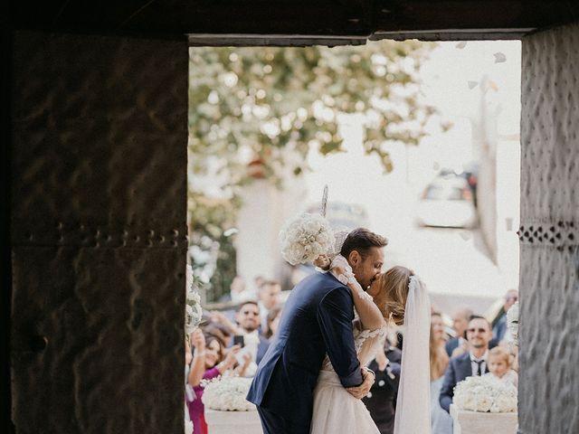 Il matrimonio di Tonia e Giuseppe a Castellammare di Stabia, Napoli 26