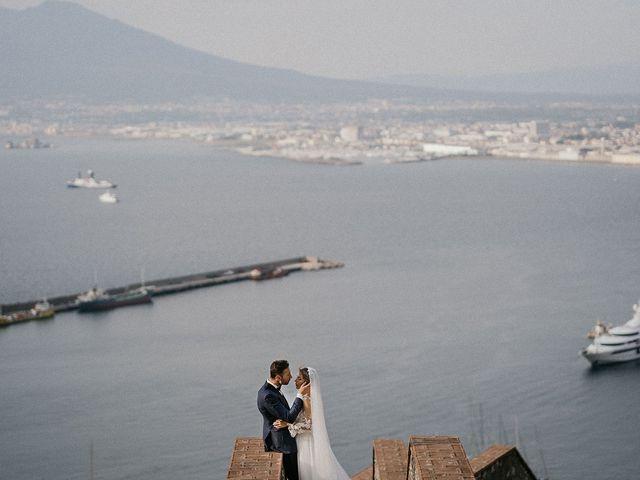 Il matrimonio di Tonia e Giuseppe a Castellammare di Stabia, Napoli 27