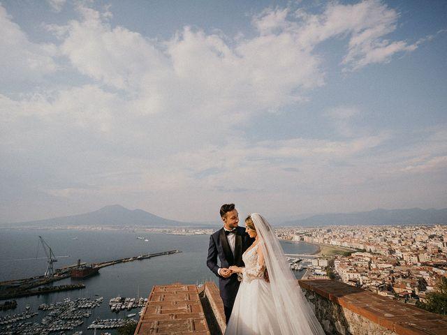 Il matrimonio di Tonia e Giuseppe a Castellammare di Stabia, Napoli 29