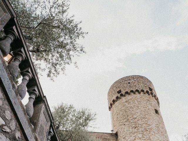 Il matrimonio di Tonia e Giuseppe a Castellammare di Stabia, Napoli 33
