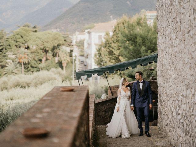 Il matrimonio di Tonia e Giuseppe a Castellammare di Stabia, Napoli 34