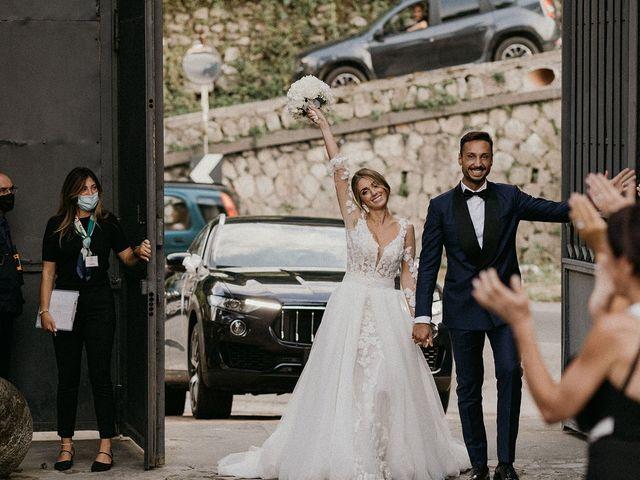 Il matrimonio di Tonia e Giuseppe a Castellammare di Stabia, Napoli 35