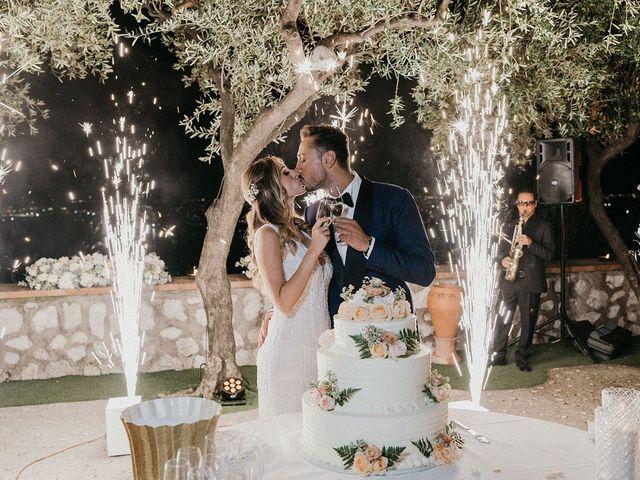 Il matrimonio di Tonia e Giuseppe a Castellammare di Stabia, Napoli 40