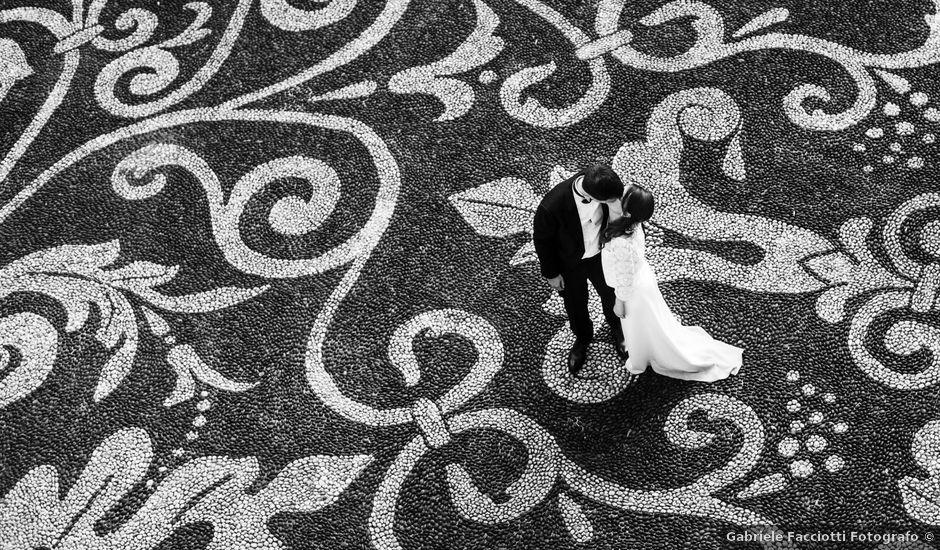 Il matrimonio di Albert e Enrica a Santa Margherita Ligure, Genova