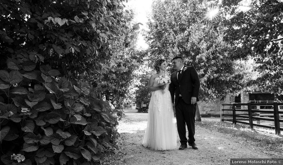 Il matrimonio di Patrucco e Ilaria a Besate, Milano
