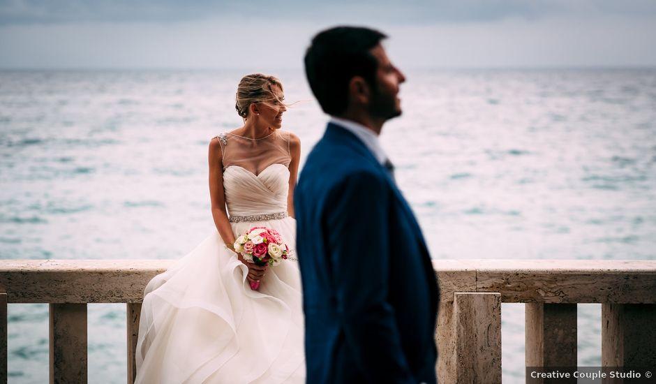 Il matrimonio di Matteo e Petra a Celle Ligure, Savona