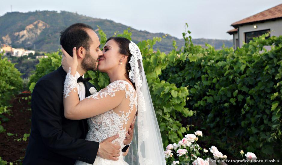 Il matrimonio di Vincenzo e Claudia a Reggio di Calabria, Reggio Calabria