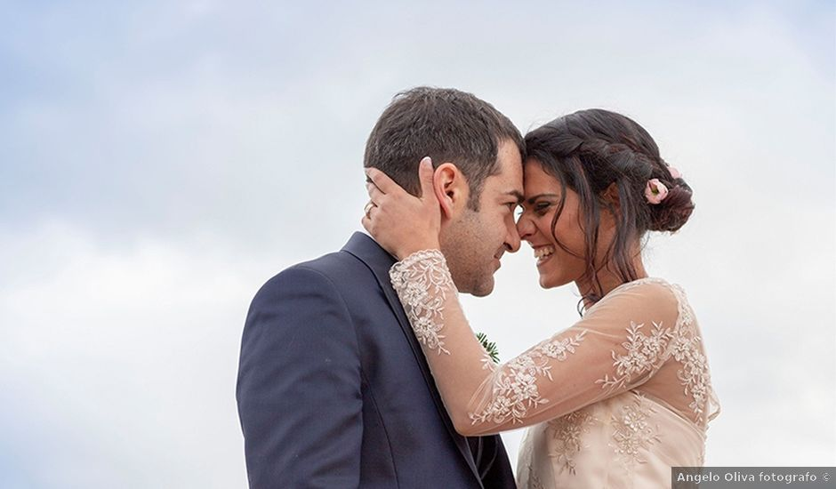 Il matrimonio di Marco e Elvira a Salerno, Salerno