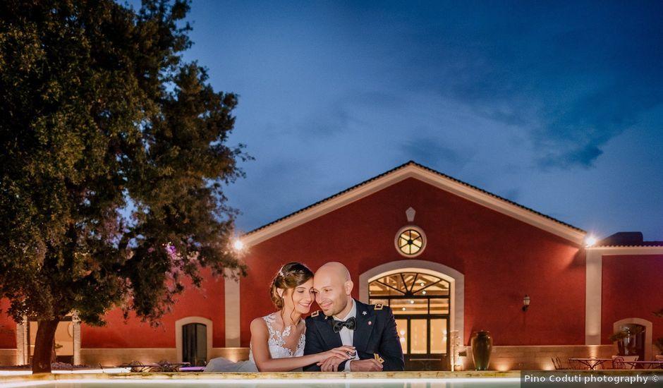 Il matrimonio di Stefano e Angela a Foggia, Foggia