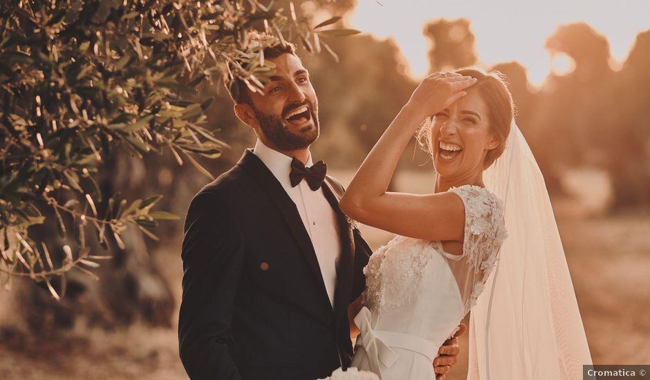 Il matrimonio di Luca e Giulia a Ostuni, Brindisi