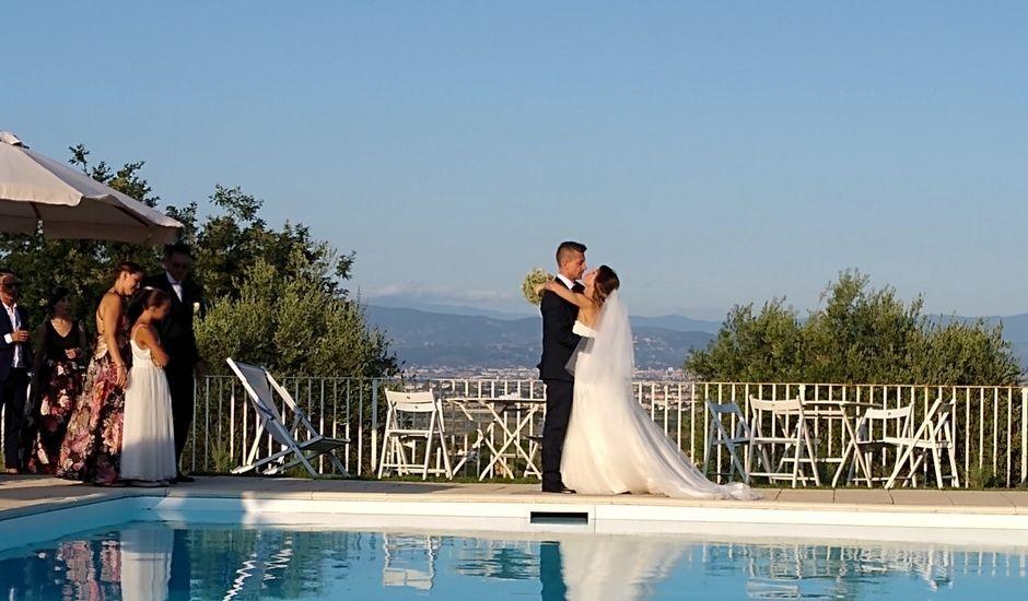 Il matrimonio di Giulia e Tommaso a Firenze, Firenze