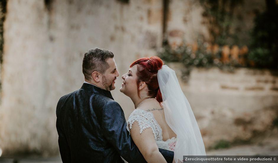 Il matrimonio di Juri e Gea a Pisa, Pisa