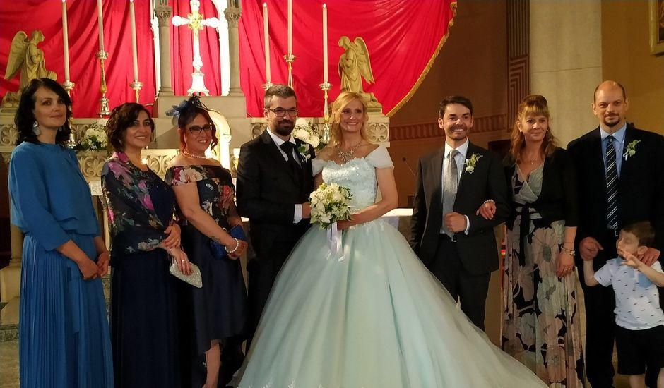 Il matrimonio di Enrico e Erica a Rivolta d'Adda, Cremona
