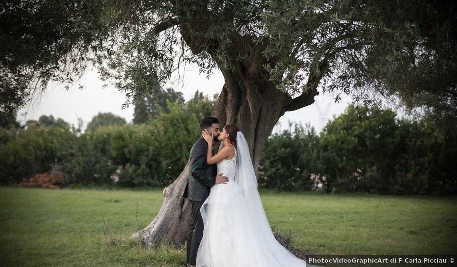 Il matrimonio di Stefano e Sara a Decimomannu, Cagliari