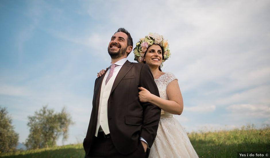 Il matrimonio di Virginia e Massimo a Carmignano, Prato