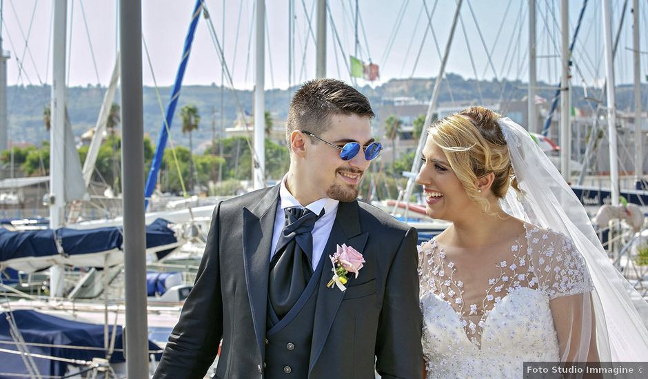 Il matrimonio di Alessandro e Michela a Grottammare, Ascoli Piceno