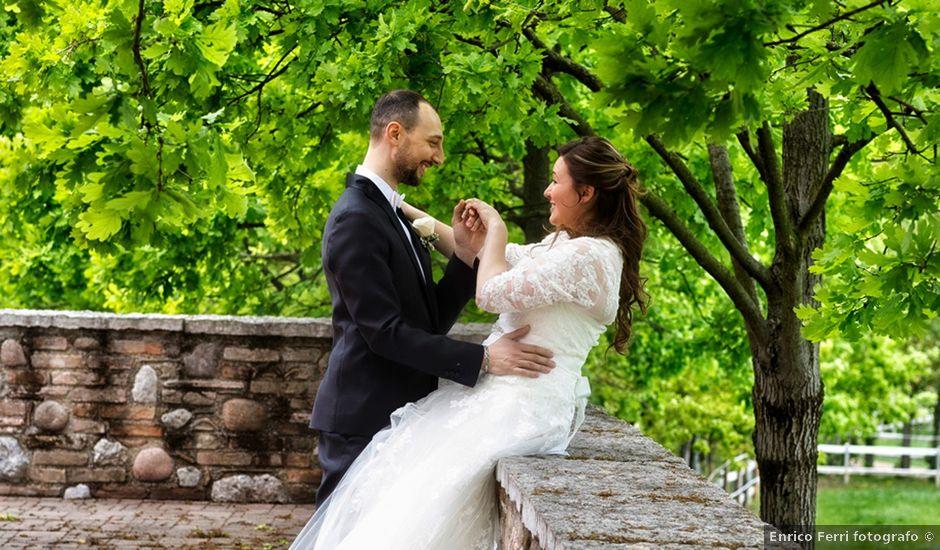 Il matrimonio di Michele e Francesca a Gottolengo, Brescia