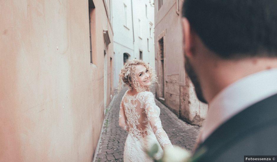 Il matrimonio di Mattia e Ludovica a Roma, Roma