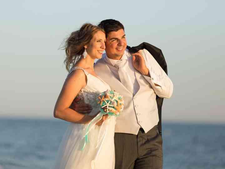 le nozze di Eleonora e Flavio