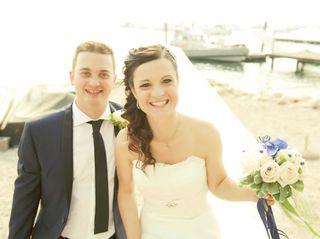 Le nozze di Omar e Erica