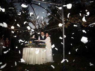 Le nozze di Andrea e Melinda