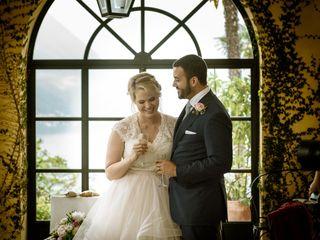 Le nozze di Sarah e Julian