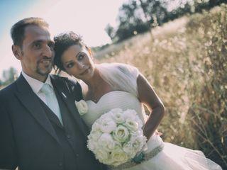 Le nozze di Eliana e Claudio