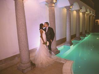 Le nozze di Nitya e Fabio