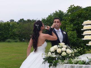 Le nozze di Gerardo e Martina