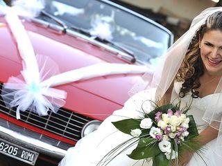le nozze di Cristina e Sandro 1