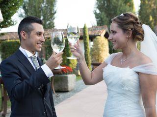 Le nozze di Giorgia e Mauro