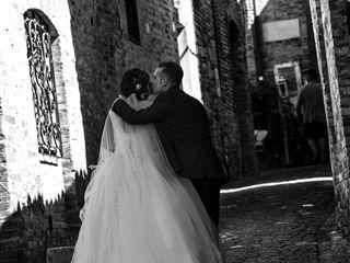 Le nozze di Kevin e Irene