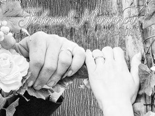 Le nozze di Federico e Mariarca 1