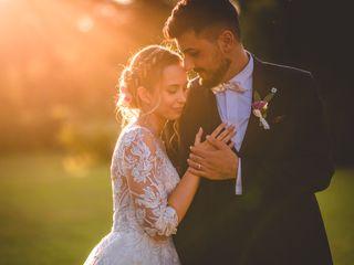 Le nozze di Manuel e Federica
