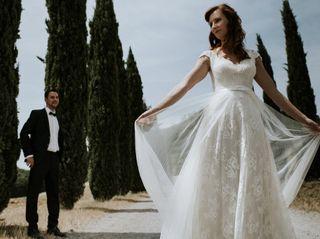 Le nozze di Priscilla e Martin